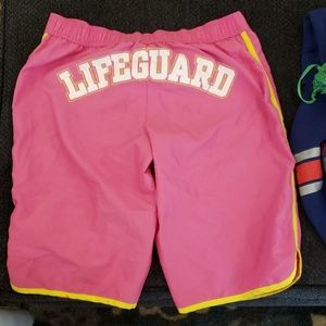 Pink Victoria secret lifeguard love pink shorts
